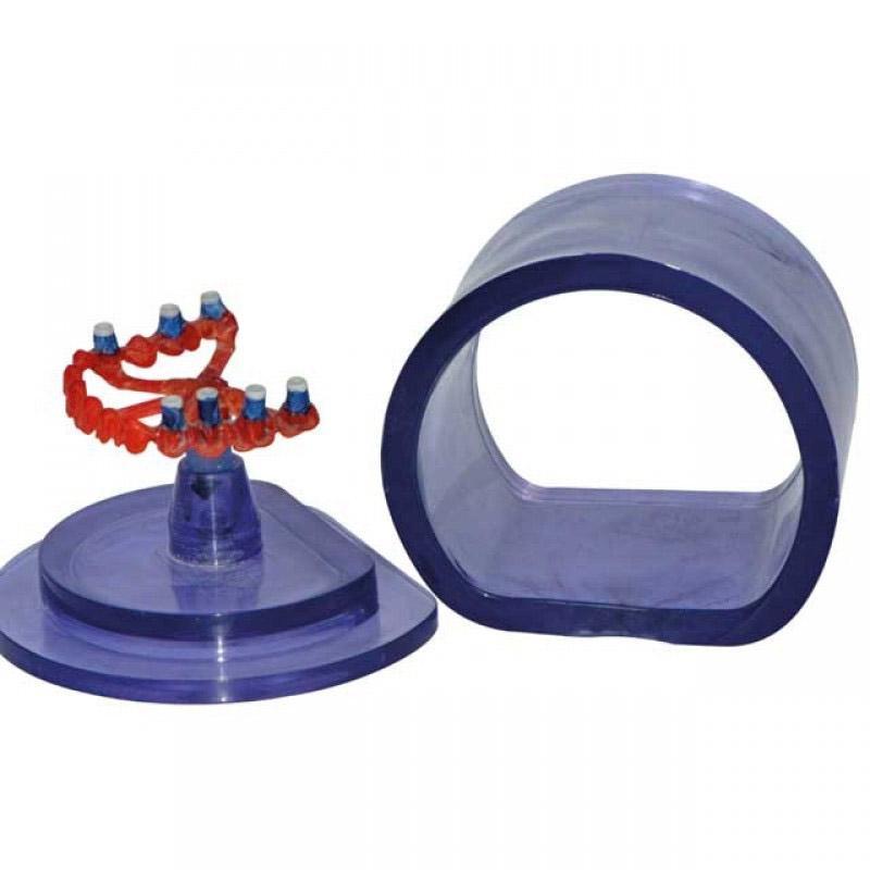 Anel de silicone para protocolo
