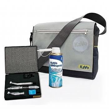 Kit acadêmico odontológico