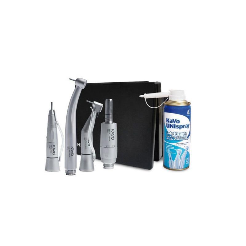 Kit acadêmico odontológico preço